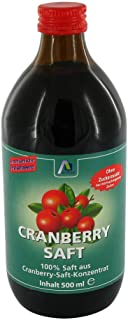 Cranberry Saft 100% Fruch 500 ml