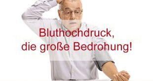 Bluthochdruck ist eine große gesundheitliche Bedrohung - www.bluthochdrucksymptome.net