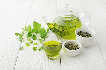 Gesunder Grüner Tee gegen Bluthochdruck - www.bluthochdrucksymptome.net